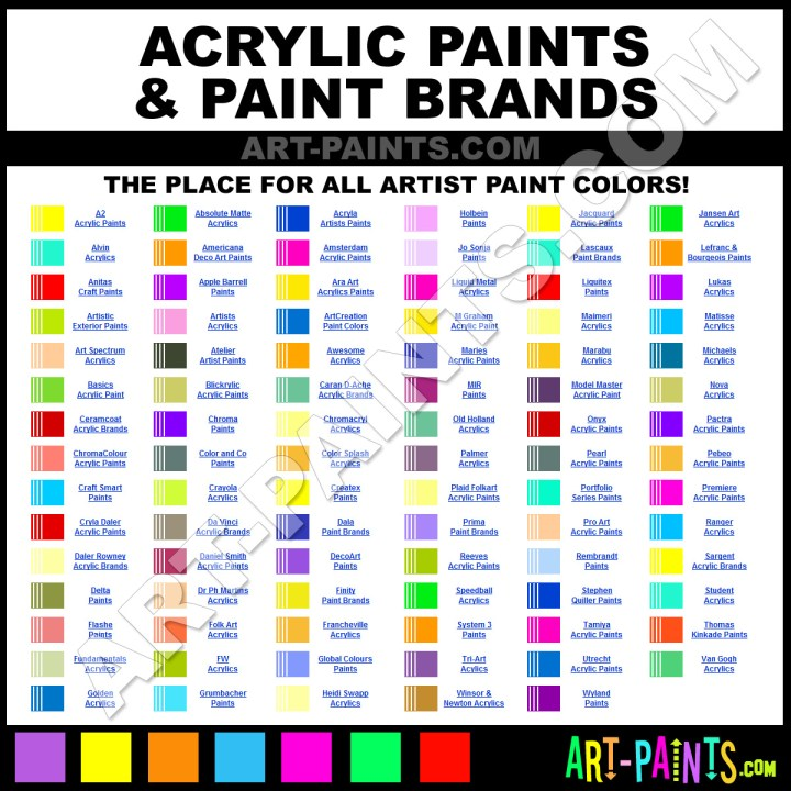 Paint Color Conversion Chart Irfandiawhite