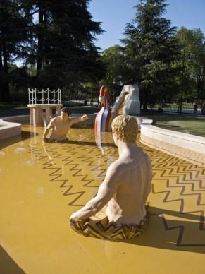 I Bagni misteriosi di Giorgio De Chirico