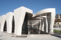 Museo Jean Cocteau sul lungomare di Mentone