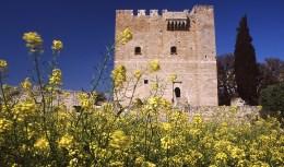 Il castello medievale di Kolossi