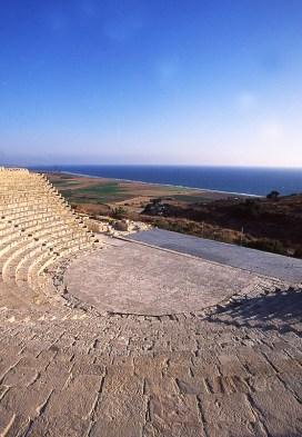 Teatro grecoromano a Kourion