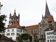 La Cattedrale gotica di Losanna