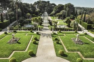Giardini Villa Ephrussi de Rothchild