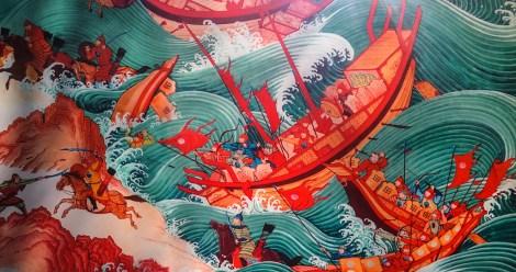 La Flotta perduta di Kublilai Khan
