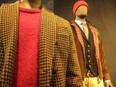 Particolari di giacche