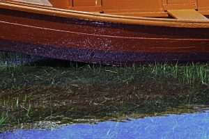 Red Boat, image by Tom Glassman