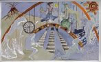 The Fire Bridge, by Catie Faryl