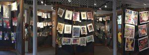 Naked Art 2018 + Say It In Six Calligraphy Show @ Art Presence Art Center | Jacksonville | Oregon | United States