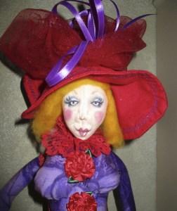 Doll by Kandy Scott