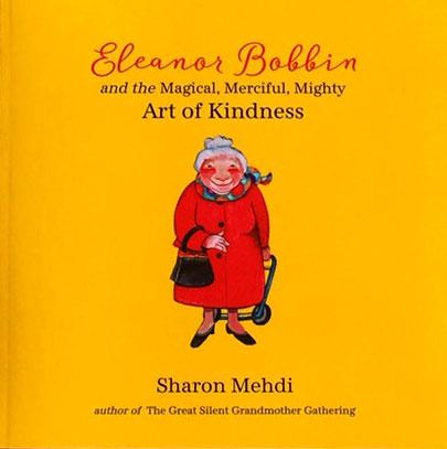 Iage of book cover Eleanor Bobbin, book by Sharon Mehdi
