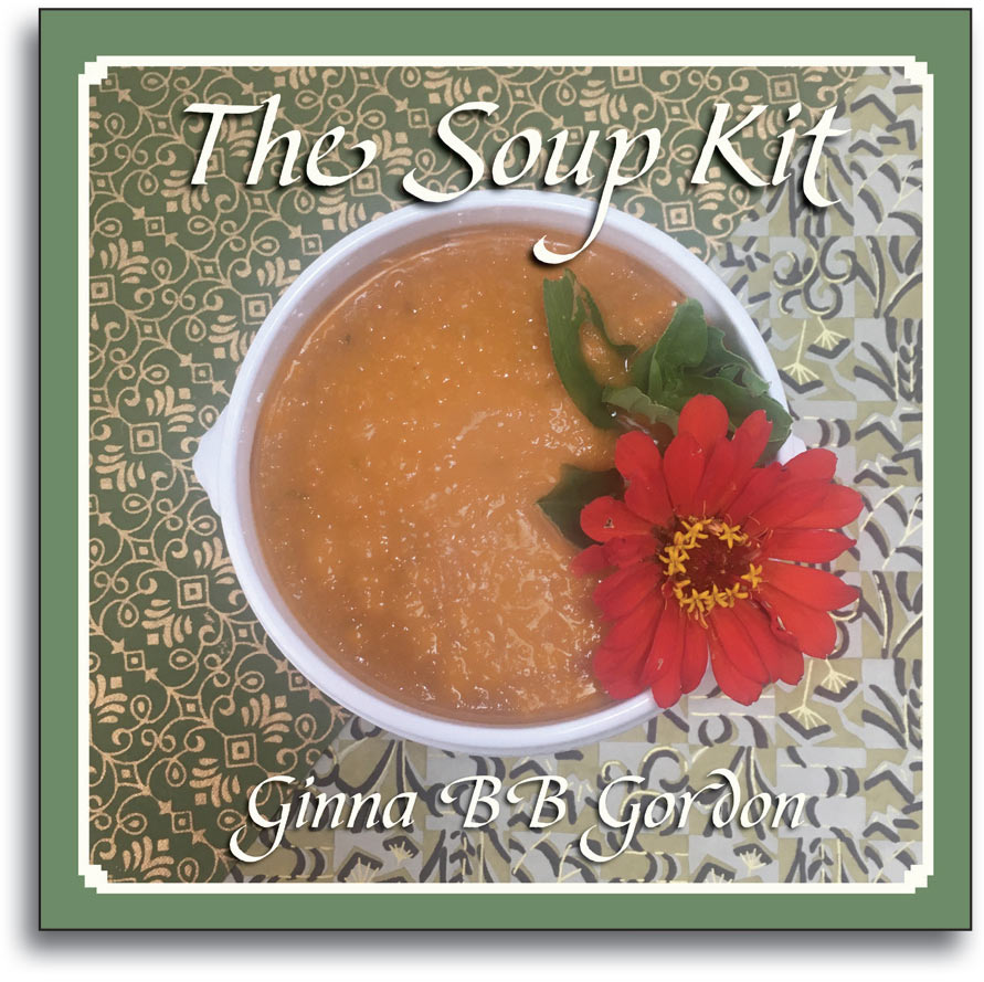 Ginna BB Gordon, The Soup Kit book cover