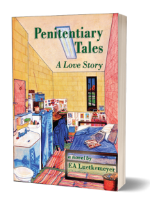 "EA Luetkemeyer ""Penitentiary Tales"" Book Event @ Art Presence Art Center 