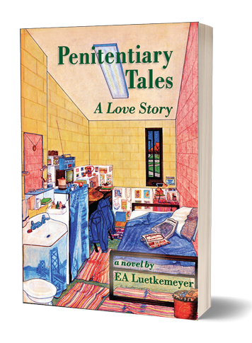 EA Lutekemeyer Penitentiary Tales Book Event, Friday, April 10, 2020 at 5 pm at Art PResence Art Center, Jacksonville, OR