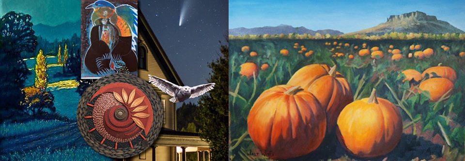 October Virtual Exhibition