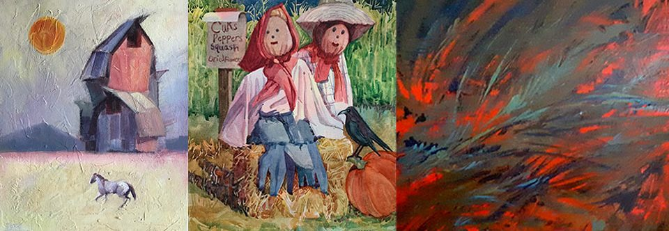 October 2021 Art Exhibits and Events