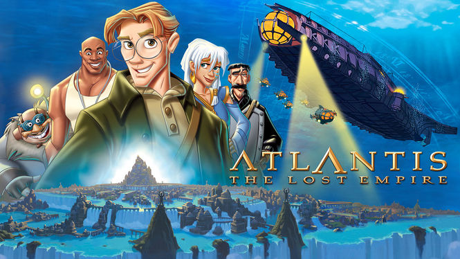 Is Atlantis: The Lost Empire