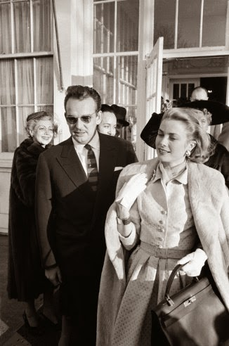 Rare Photos of Grace Kelly and Her Fairytale Relationship ...