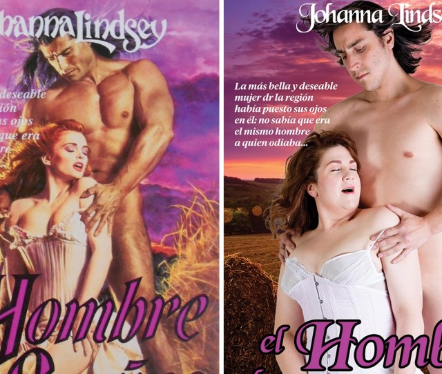 Real People Recreate Erotica Novel Covers In A Series Of Hilarious Photos Art Sheep