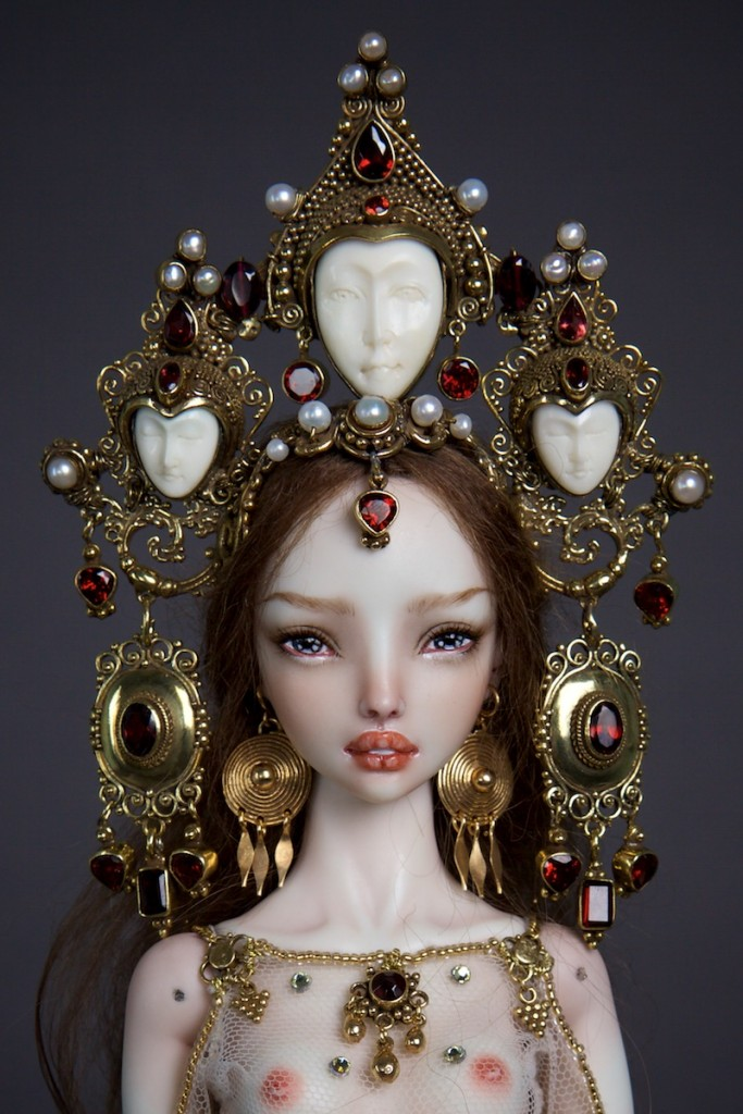"""""""Enchanted Doll"""": Ethereal Realistic Luxury Dolls By ..."""