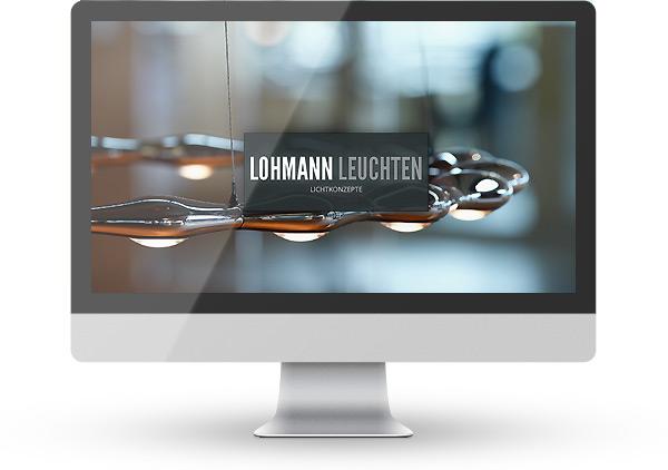 WordPress Lohmann Leuchten