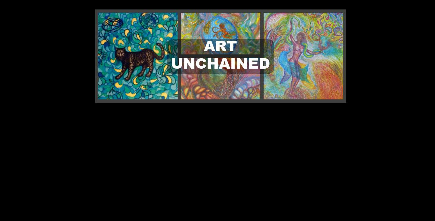 Art-Unschained by Sasko Rajcevki