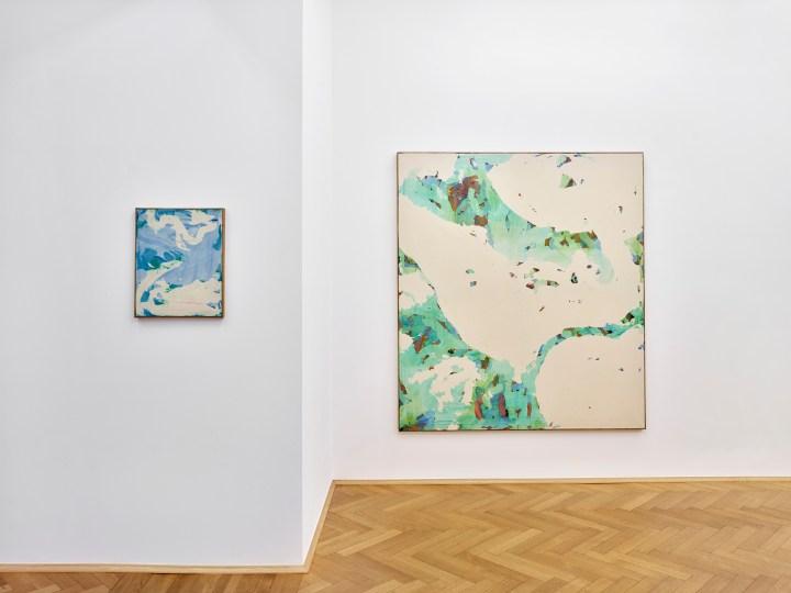 A Timelles Tale, 2018, Installation shot, Kunst&Denker, Düsseldorf, Photo by Achim Kukulies