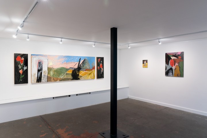 Install Shot, REALMS OF THE (UN) REAL, PUBLIC Gallery 8