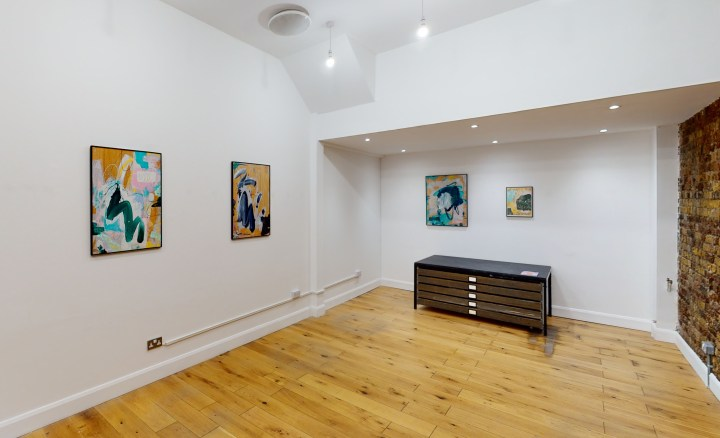 Story Behind The Painting | Interview with Marcus Aitken | Virtual Exhibition