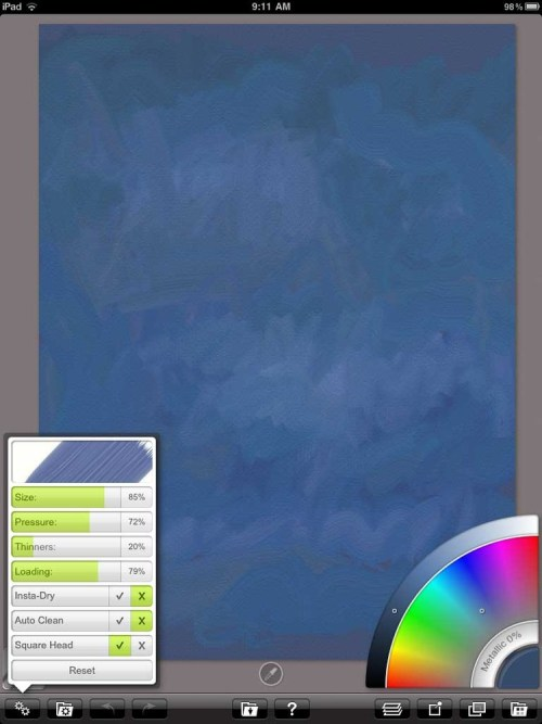 Artrage_settings