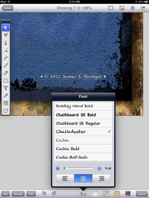 Inkpad-signature