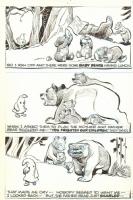 The Kluck Klams Pg. 3 Comic Art