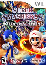 DLZEPW Super Smash Bros Brawl Phoenix Wings