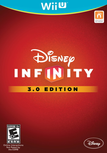 Disney Infinity Marvel Characters