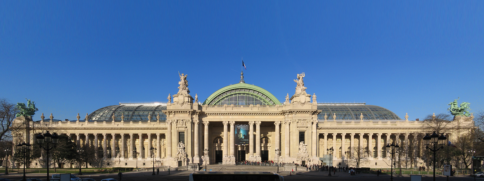 巴黎,依然熱愛藝術 Art lives on in Paris