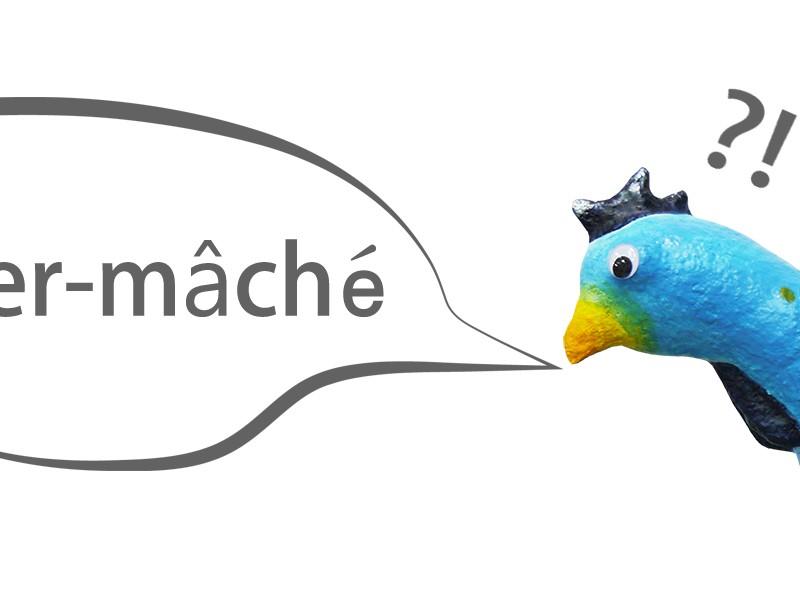 什麼是紙漿藝術Papier-mâché? – 琉璃藝術