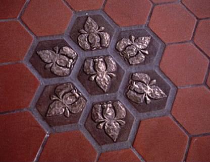 "Meg Cranston, ""Suka: Place of the Bees"" (detail)"
