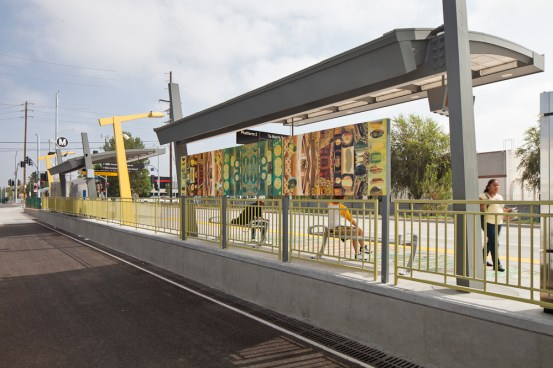 "Anne Marie Karlsen, ""Strati"" (Station View)"