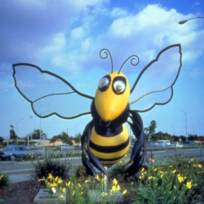 "Meg Cranston, ""Suka: Place of the Bees"" (sculpture))"