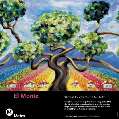 Lois Keller, El Monte