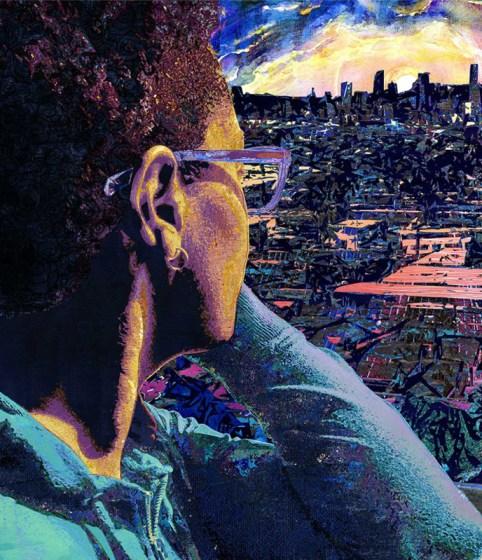 LP Ǽkili Ross, Blue Sights