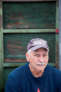 Portrait of Robert Delgado
