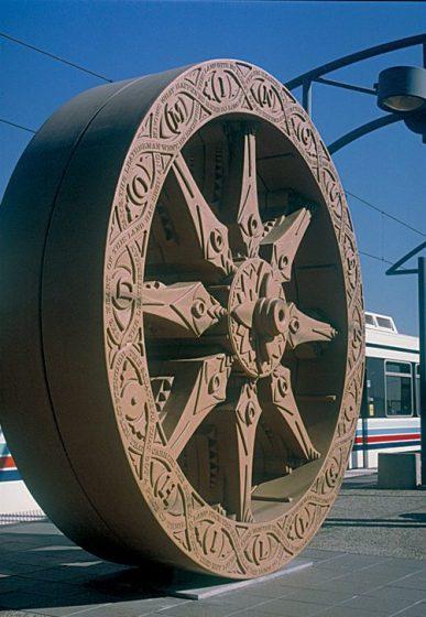Colin Gray, Del Amo Wheel