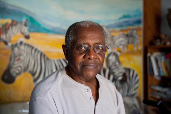 Portrait of Elliott Pinkney