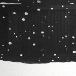 """Brian Kapernekas, """"Drifter,"""" oil and wax on linen, 2008"""