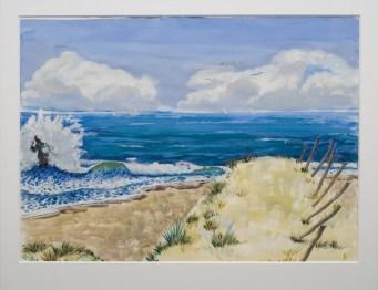 Kerry James Marshall, untitled, 2008. Courtesy the artist and Jack Shainman Gallery, NY