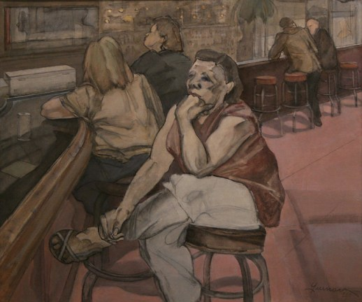 "Robert Guinan, ""At the Double Door,"" 2008"