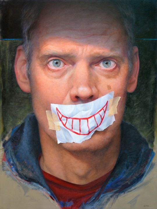 """John Walker. """"Happy Face"""""""