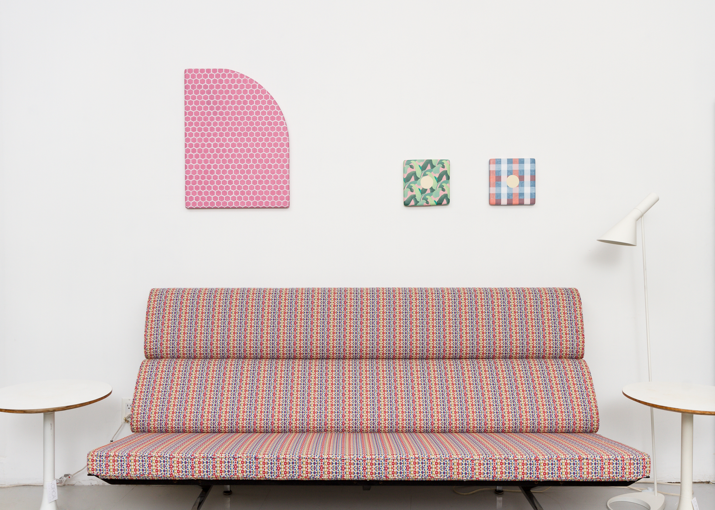 Cribs, 2015 Installation View