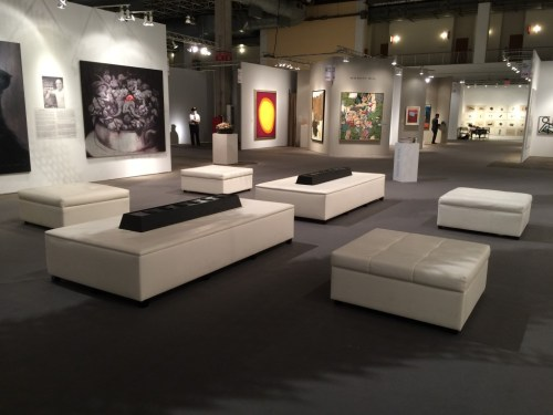 Sung Jang, In-Situ at EXPO Chicago 2015.