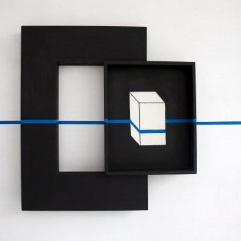 """Edward Krasinski, """"Interwencja (Intervention),"""" 1983"""
